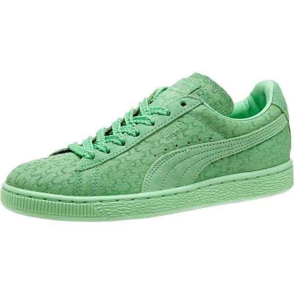 Puma Solange Suede Classic Geo Women's Sneakers (340 BRL