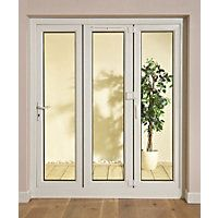 Model 6 Pvcu Bi Fold Left Hand Hung 1790mm Wide 2090mm High Folding Patio Doors Folding Doors Exterior Patio Doors