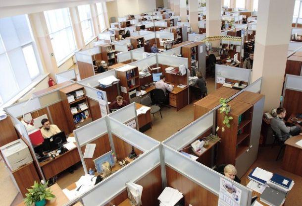 Gambar Orang Sedang Bekerja Di Kantor Ide Produktivitas Pengusaha