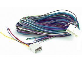 Metra 70-8117 Factory Amplifier Harness for 2004-Up Toyota Vehicles