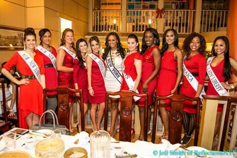 Ms New York United Stats holiday party