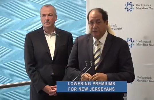 NJ Individual Marketplace Health Insurance Costs Going