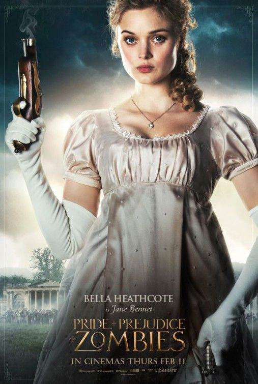 Pride And Prejudice And Zombies Movie Poster 7 Pride And Prejudice And Zombies Pride And Prejudice Watch Pride And Prejudice