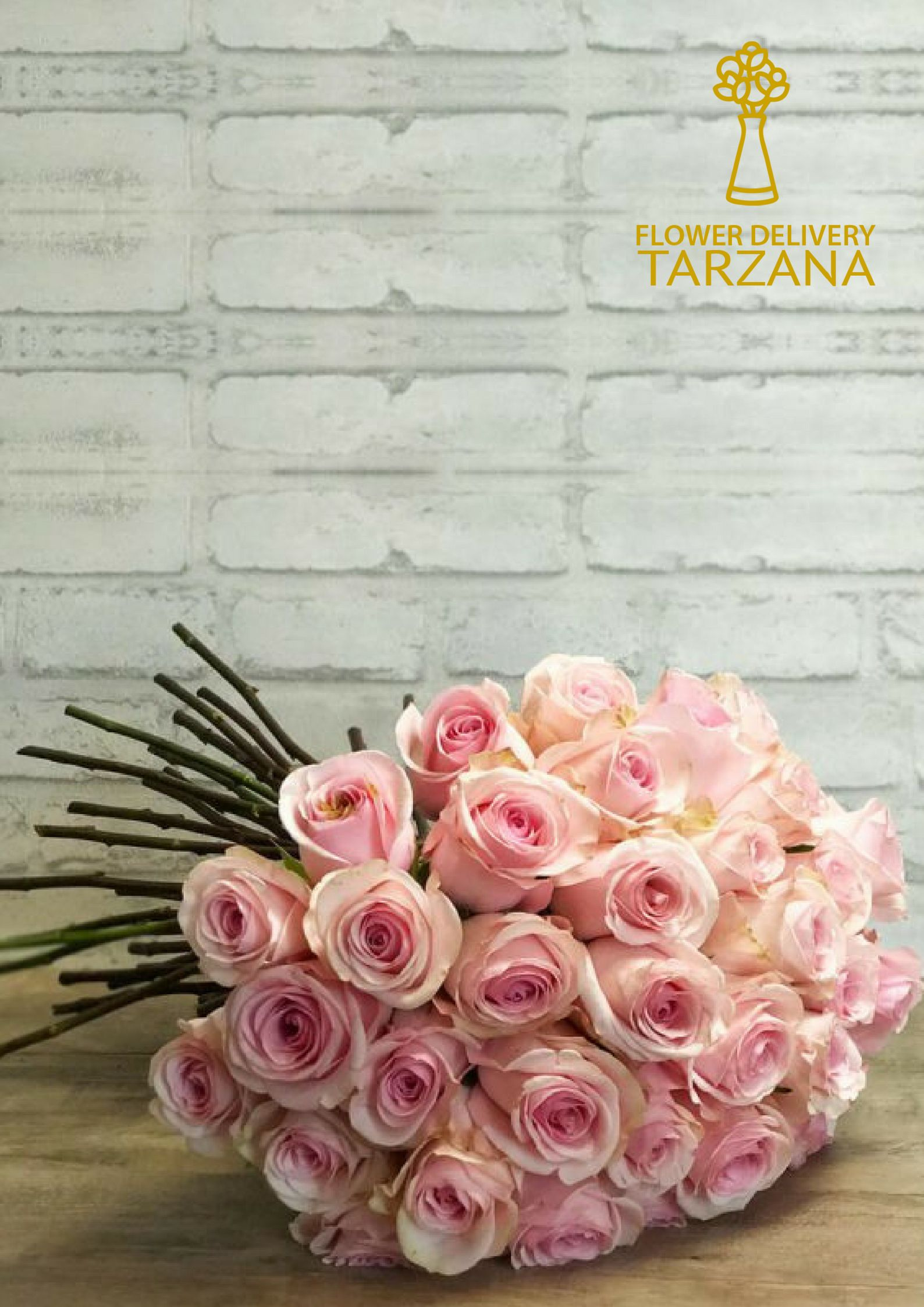 Gift Bunch Of Pink Roses To Your Dear Ones Which Help You To Express