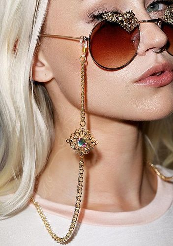 899452328ea50 Corrente para óculos de sol  Nova tendência   Inspire 4 What - Blog ...