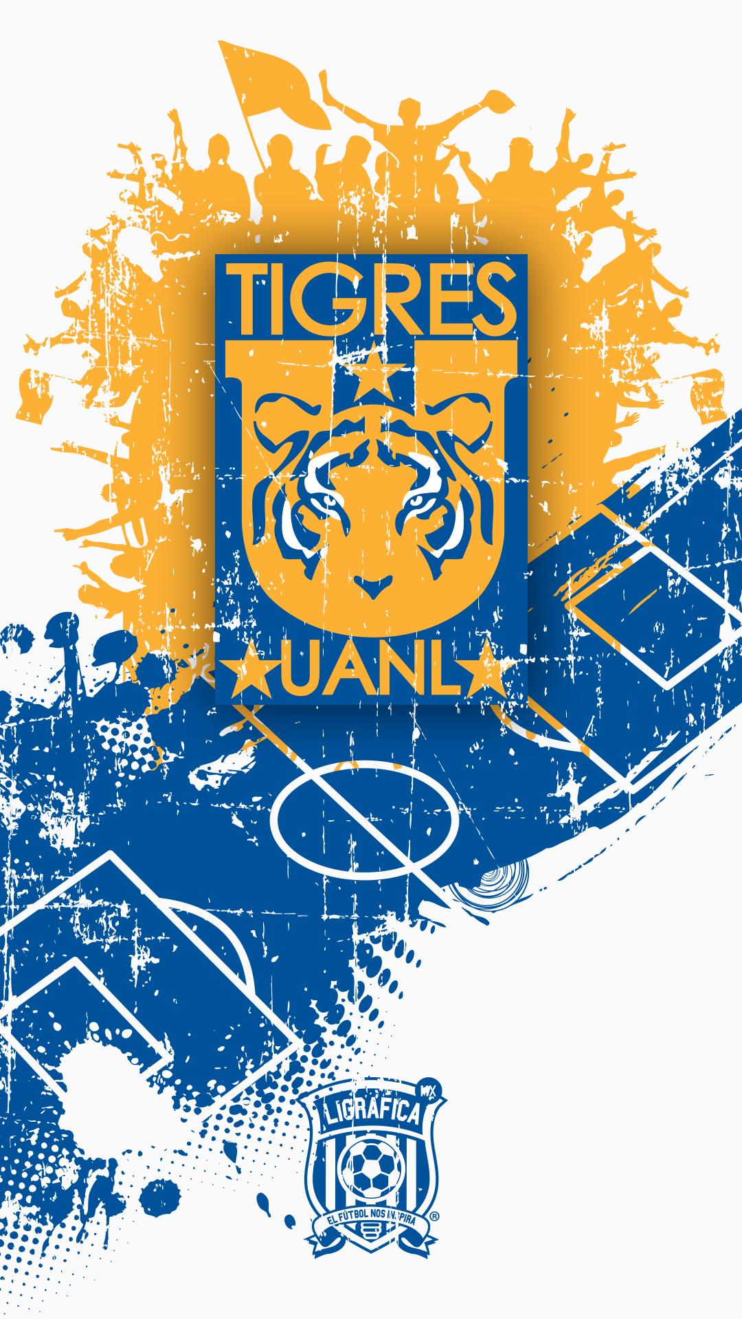 Tigres Ligraficamx 131114ctg Tigres Uanl Pinterest