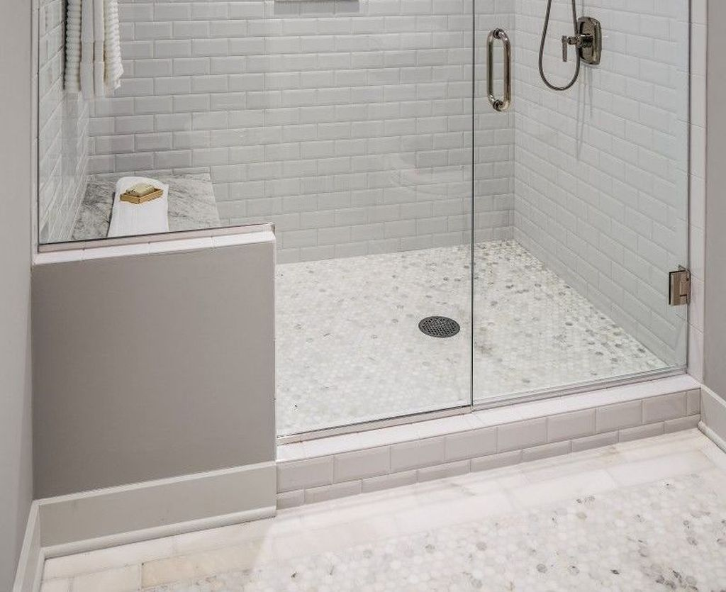 49 Cozy Marble Small Bathroom Remodeling Ideas.