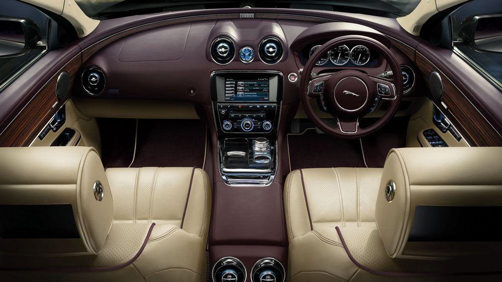 Jaguar Xj Best Luxury Cars: Jaguar XJ Luxury Sedan Car Interior Photos & Wallpapers