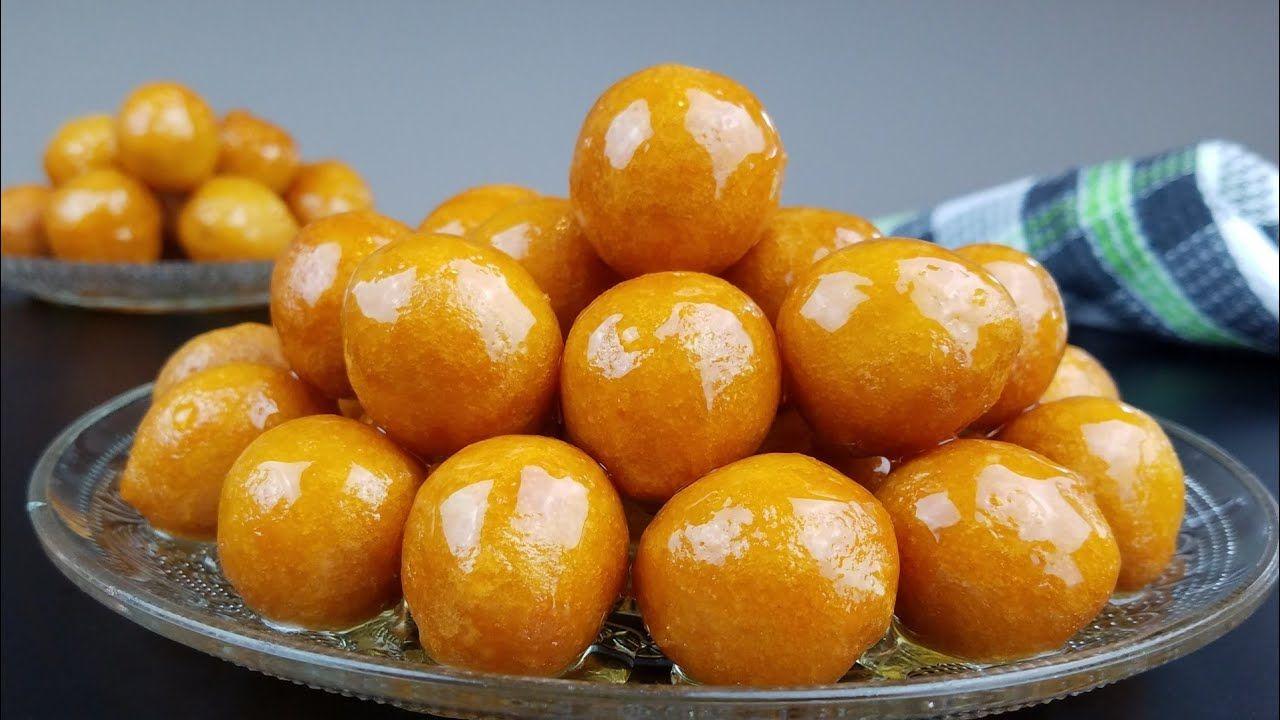 حلويات ذكرى الإسراء والمعراج العوامة In 2021 Arabic Dessert Egyptian Food Ramadan Desserts