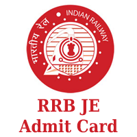 Railway Recruitment Board Has Released Railway Je Admit Card On