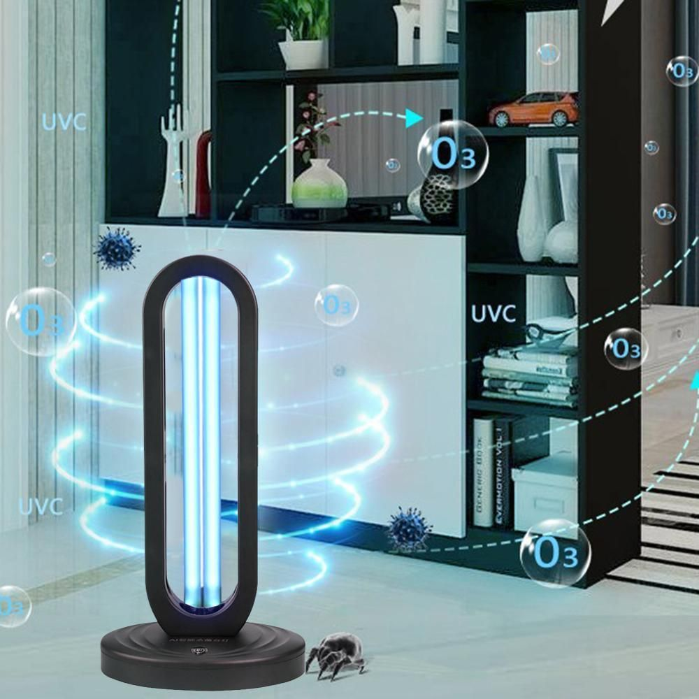 GERMICIDAL UV DISINFECTION LAMP Quartz Ultraviolet