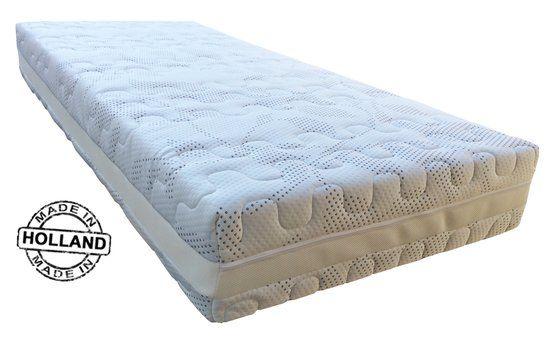 Ikea Pocketvering Matras : Slaaploods king de luxe micro pocketvering matras latex