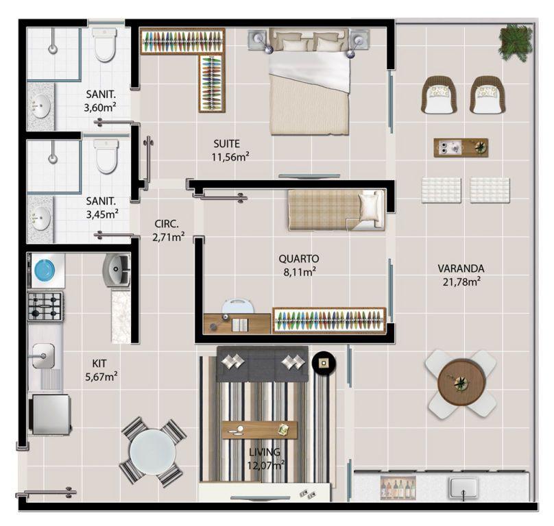 Conhecido Pin do(a) Ana Piccolo em House plans | Pinterest GJ75