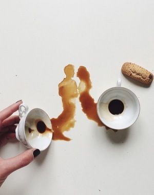 Art With Coffee