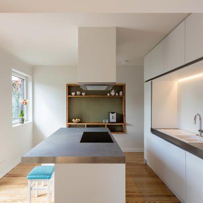 Küche Wohnen, Küche block, Raumteiler