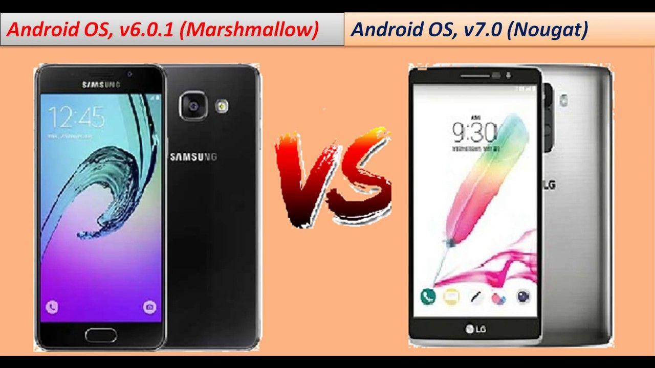 Compare LG Stylus 3 vs Samsung Galaxy A7 - 2017 | Mobile ...