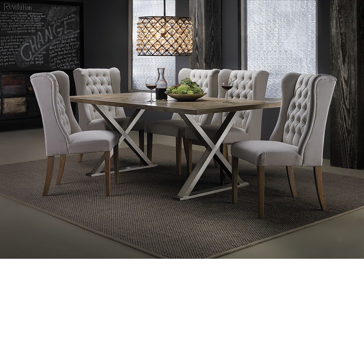 The Dump Furniture Outlet Ogden Dining Table Kitchen Dining