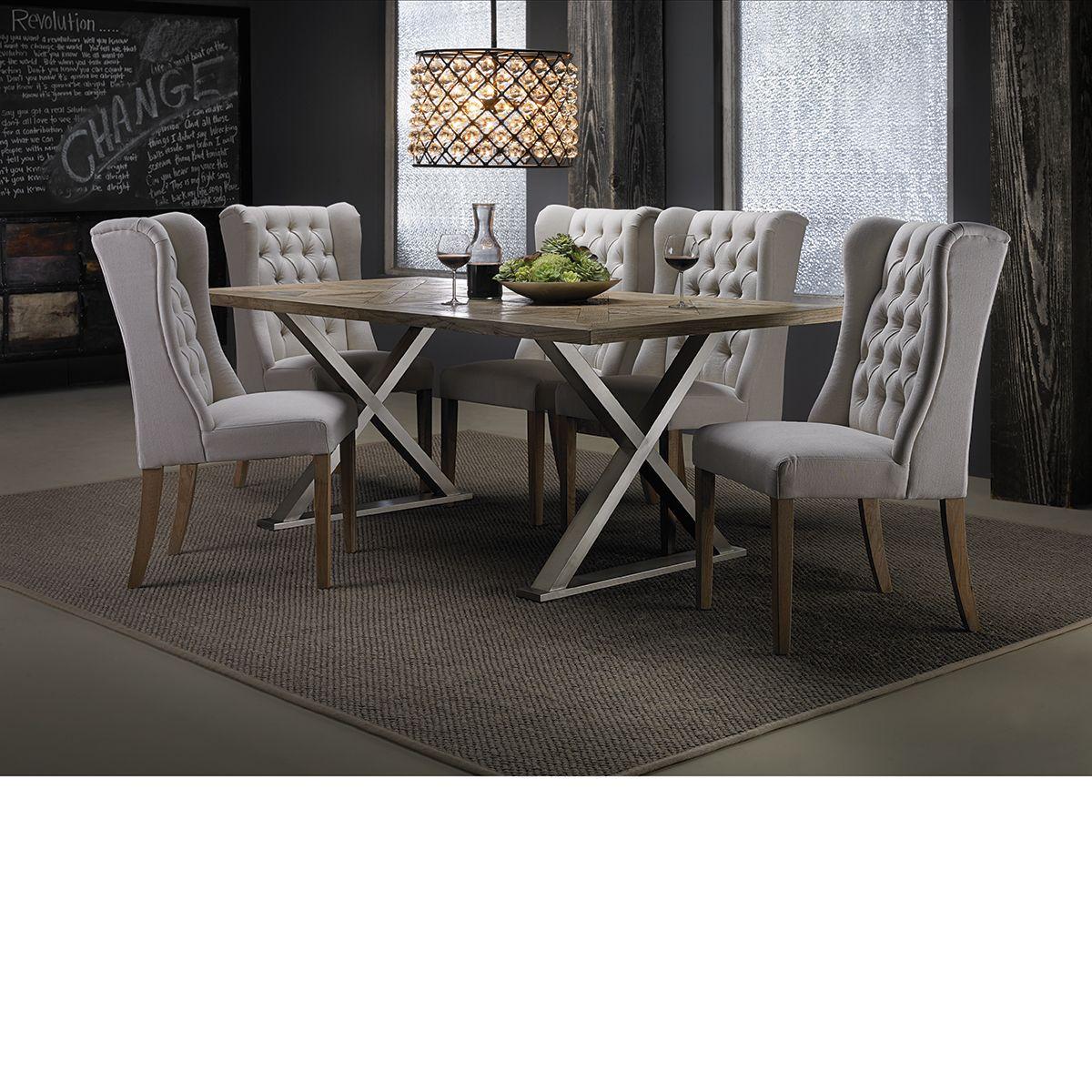 The Dump Furniture Outlet - OGDEN DINING TABLE | Kitchen ...
