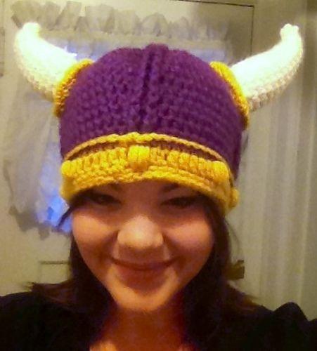 Ravelry: herinb\'s Minnesota Vikings Gift | Crochet <3 | Pinterest