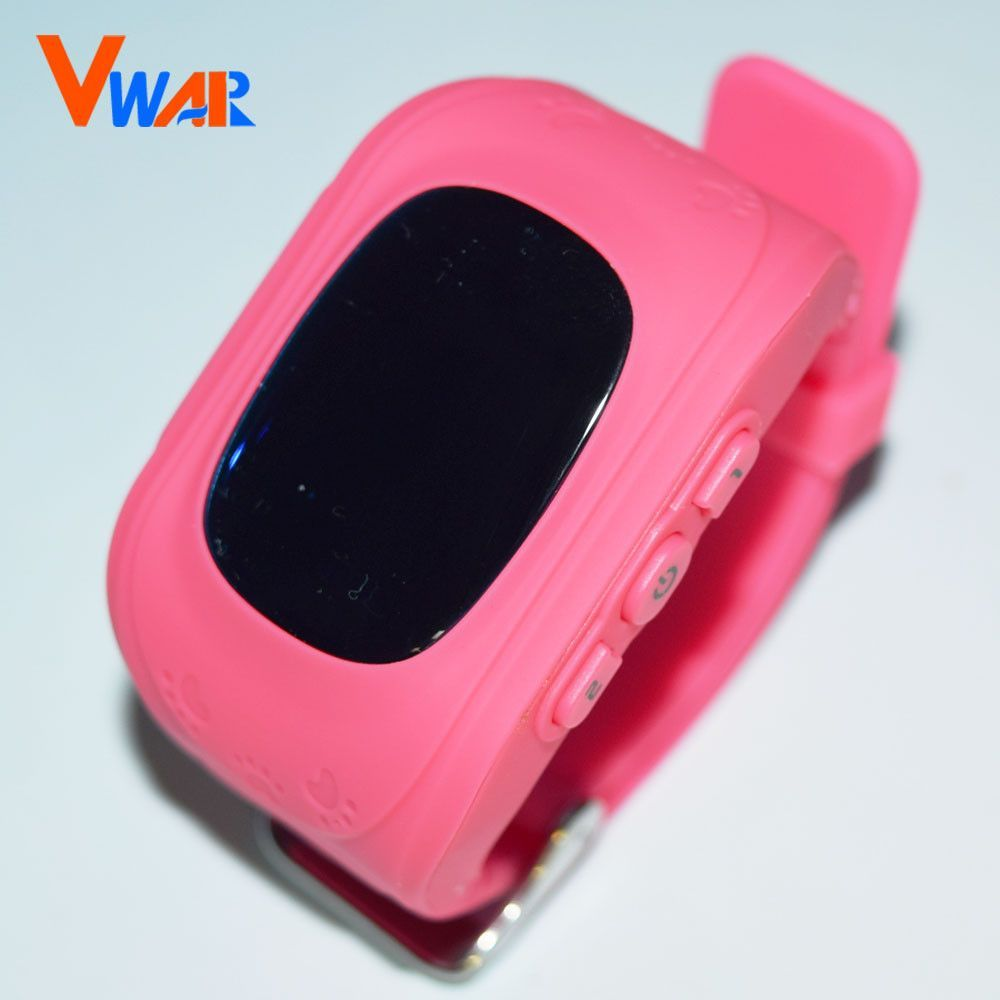 Original Q50 Smart Phone Children Watch GPS Locator
