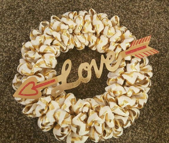 Check out this item in my Etsy shop https://www.etsy.com/listing/505273669/valentines-day-wreath-valentines-wreath