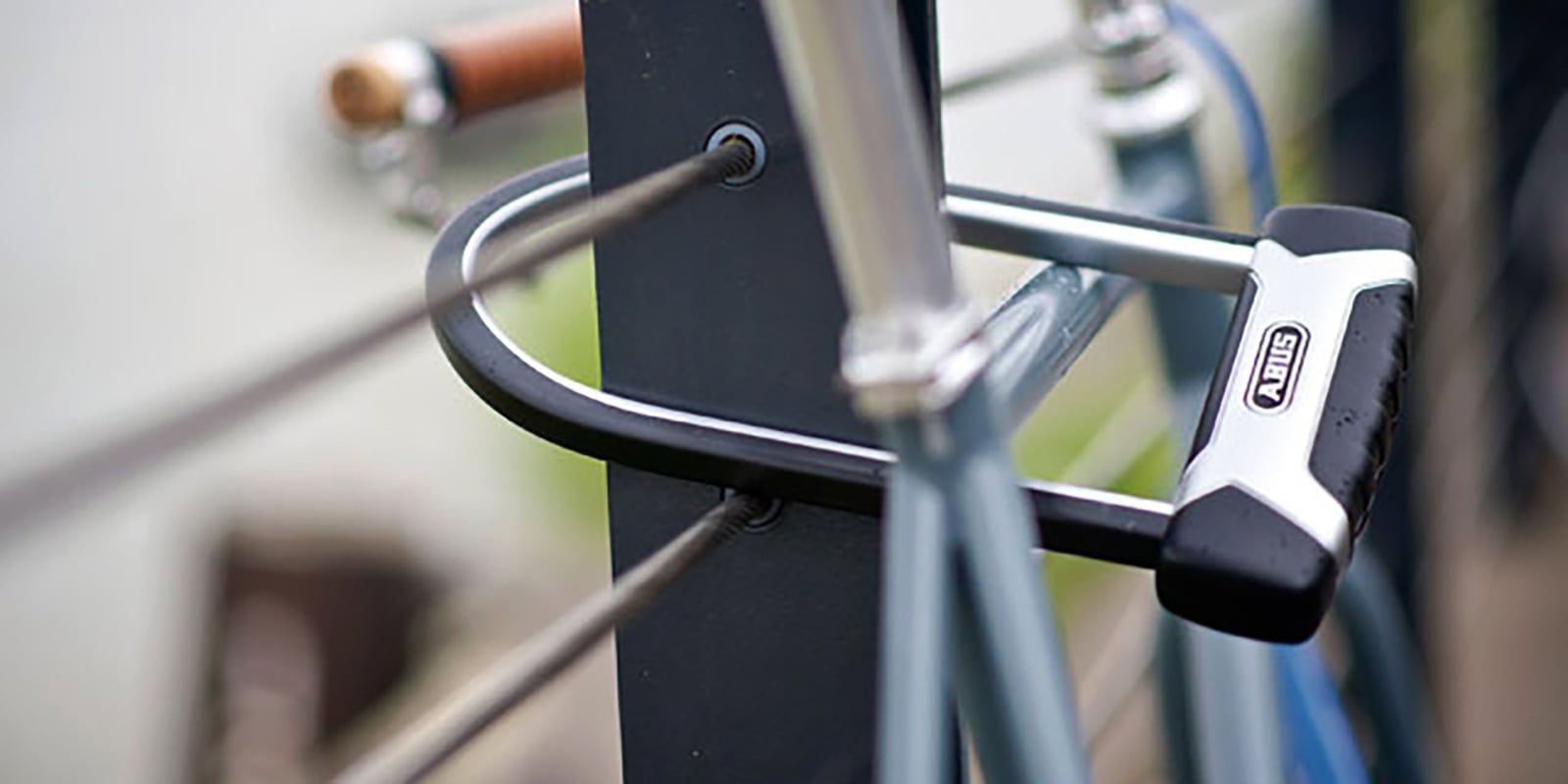 Picking The Bicycle Lock Is A Crucial Part Of Keeping Your Bike