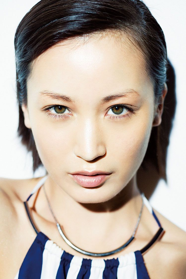 VOCE 2015年6月号 黒田エイミ | 黒田エイミ, 黒田, モデル