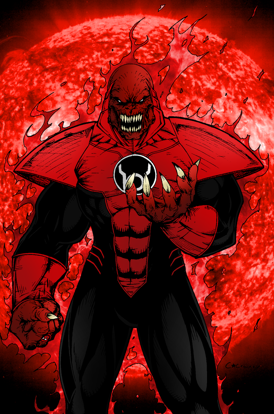 130 Atrocitus The Red Lantern Corps Ideas Red Lantern Corps Red Lantern Green Lantern