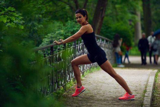 Anna Lewandowska Running Sports