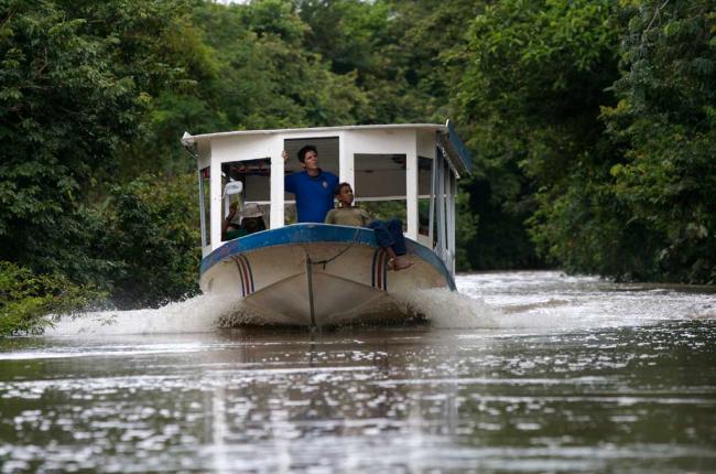 palo verde boat tour  - Costa Rica