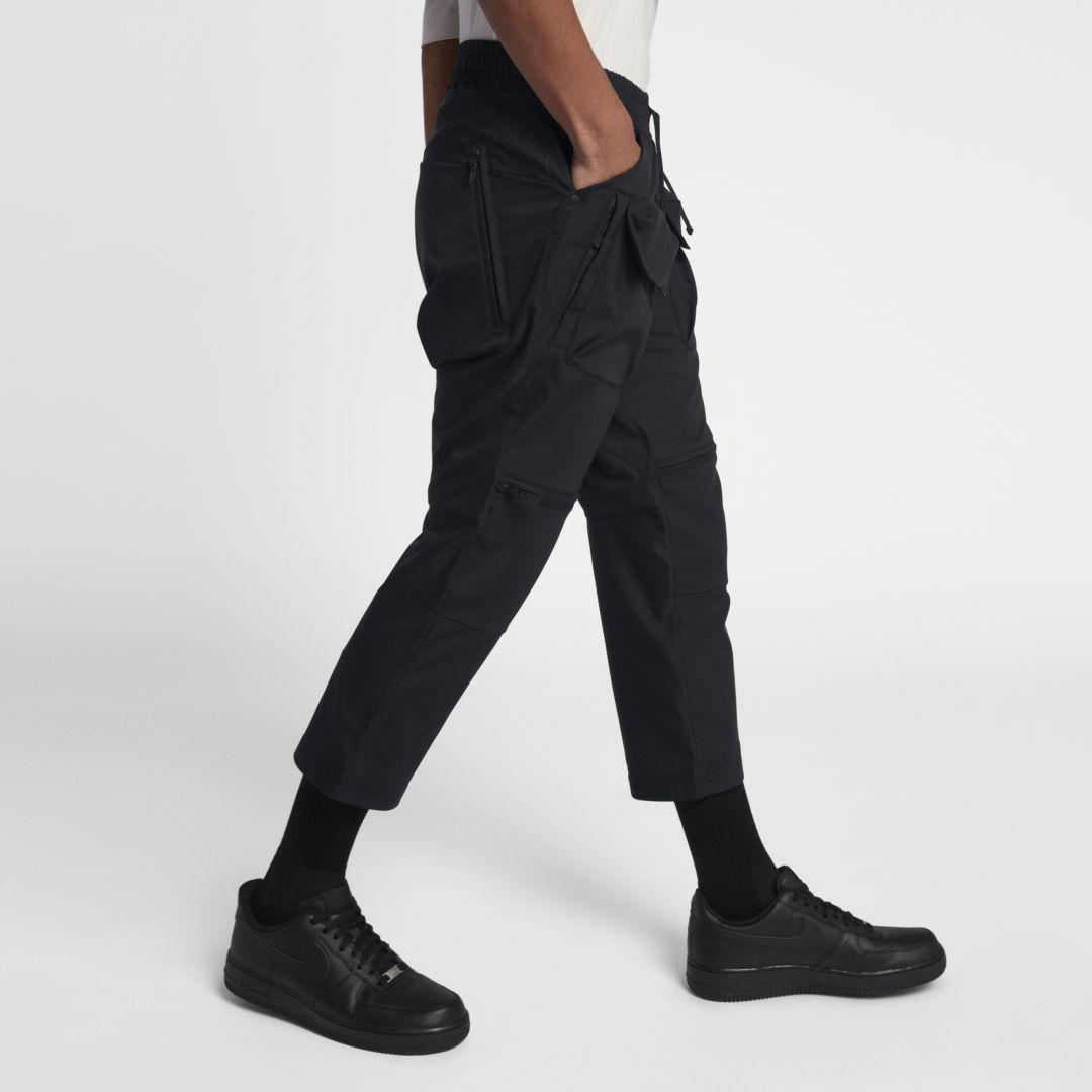 3/4 nike pants mens