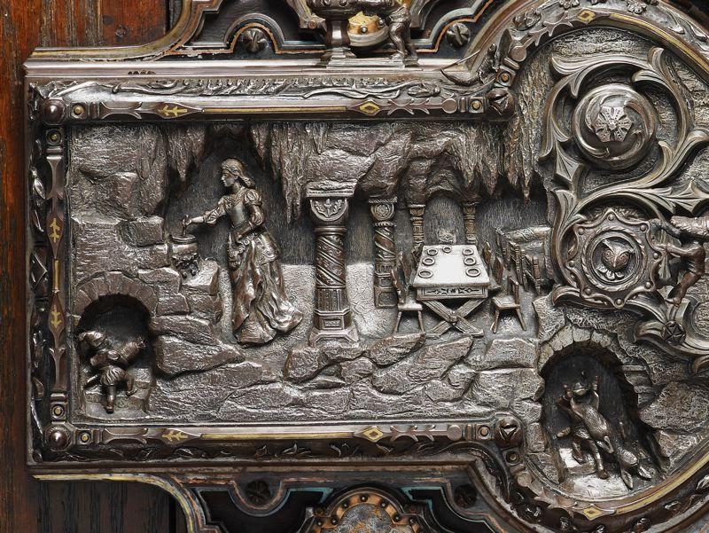 Lock The Art Institute Of Chicago Art Art Institute Of Chicago Grimm S Snow White