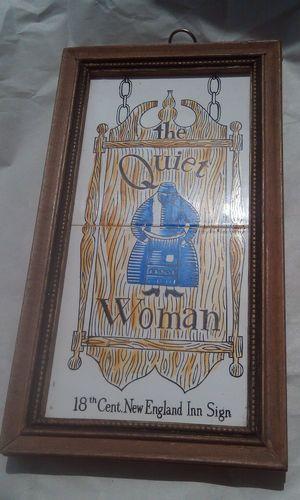 Quiet Woman 18th Century