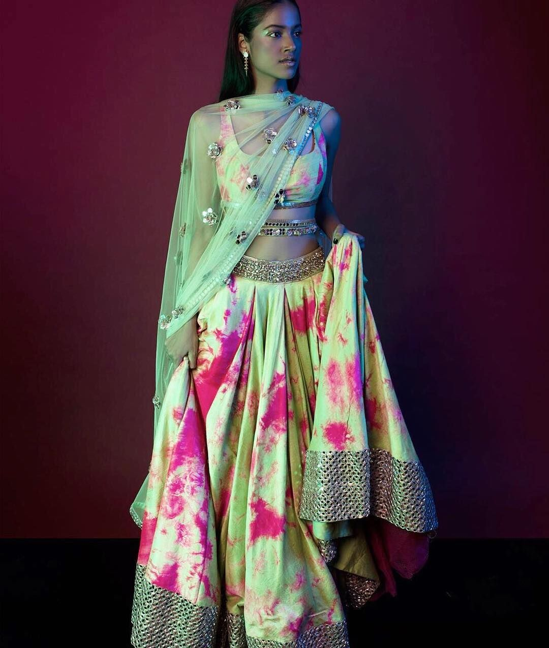 13a8aa78f95 15 Irresistible Indian Wedding Dress Ideas for Bride s Sister ...