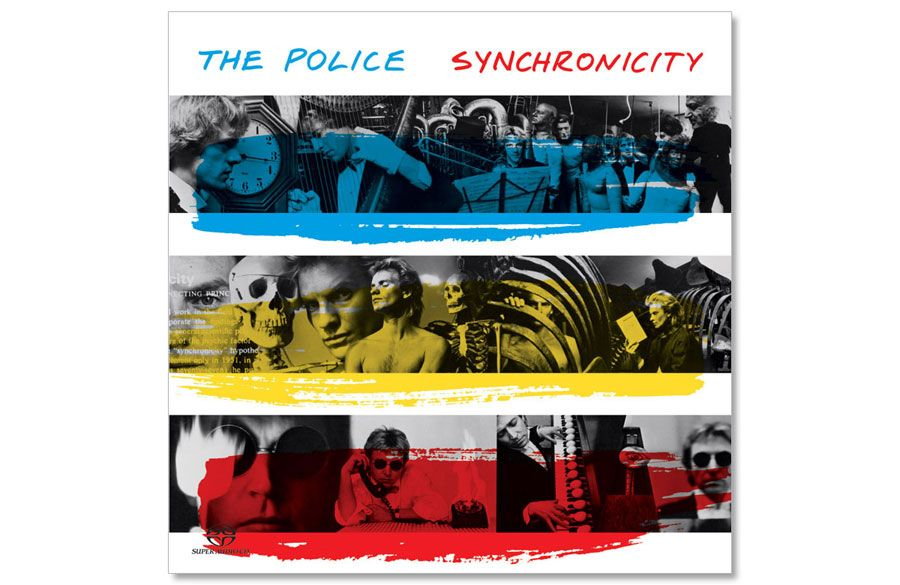 The Police Synchronicity 30th Anniversay by www.mr-cup.com,luvd the look,luvd the sound,luvd the album....luvd them...still got the album!