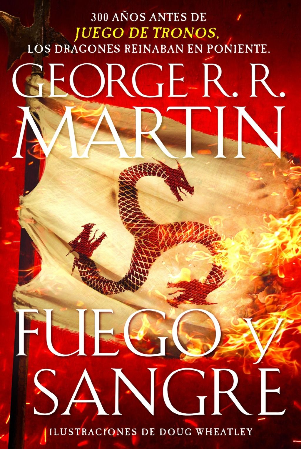 Fuego Y Sangre Ebook Epic Fantasy Books Fire Book Fantasy Books