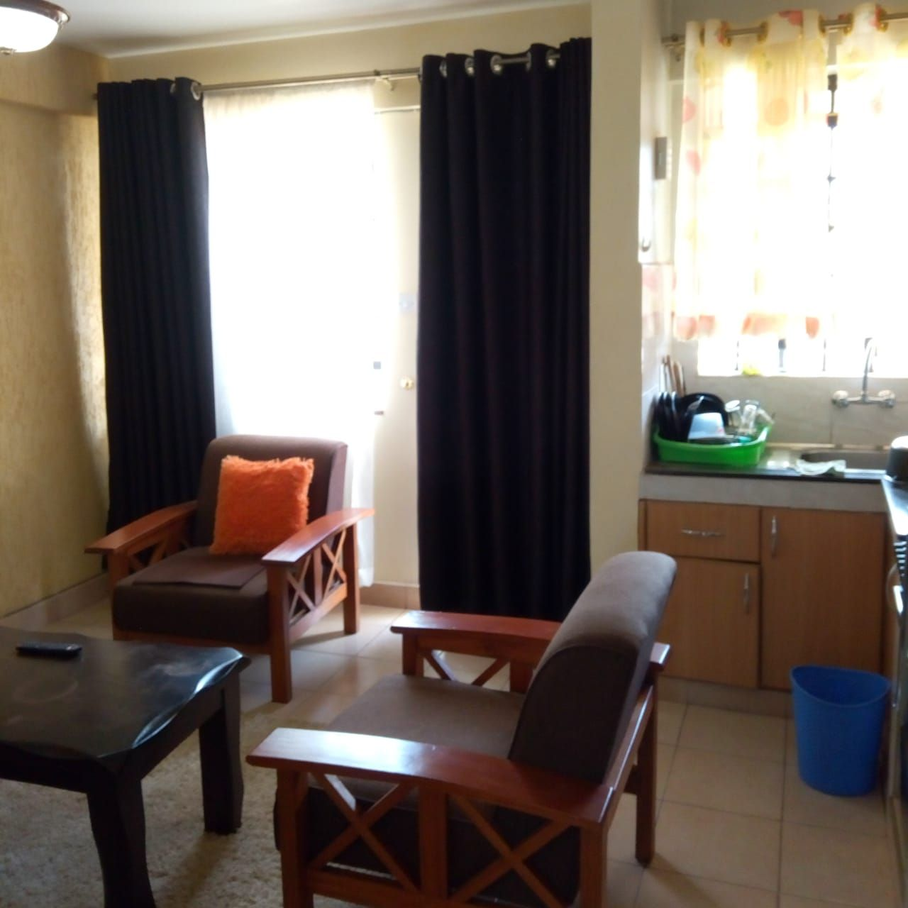 1 Bedroom Fully Furnished Apartment At The Heart Of Nairobi Westland School Lane At Ksh 80 000 Fully Furnished Apartments Furnished Apartment Furnishings