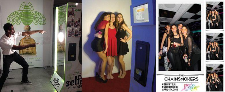 Selfie Mirror Photo Booth