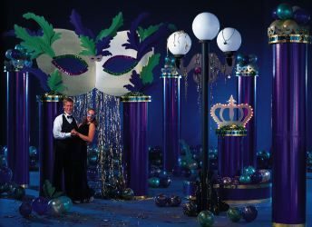 Masquerade Ball Decorations