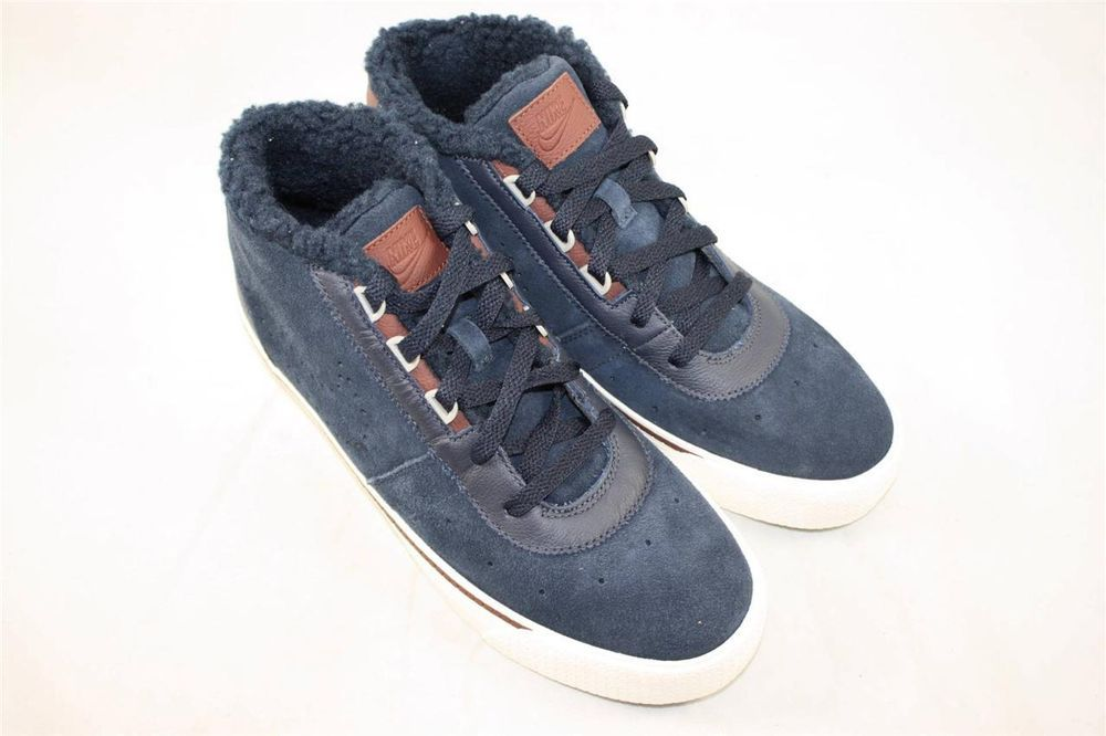 Brand New Nike Hachi LTR Size 8.5 Dark Obsidian Brown 472690 400 #Nike  #AthleticSneakers