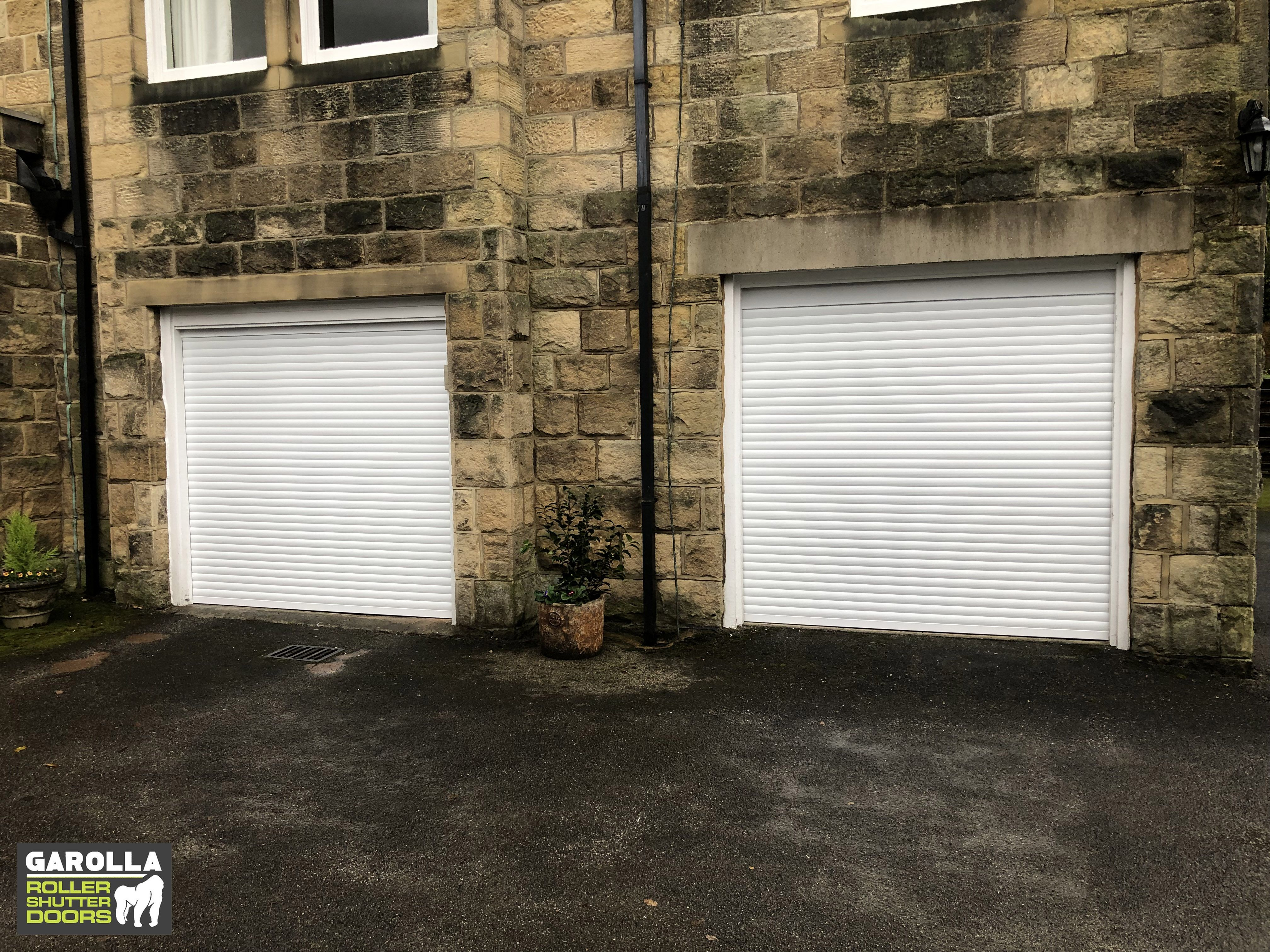 Roller Shutter Garage Doors Garage Door Design Garage Doors White Garage Doors