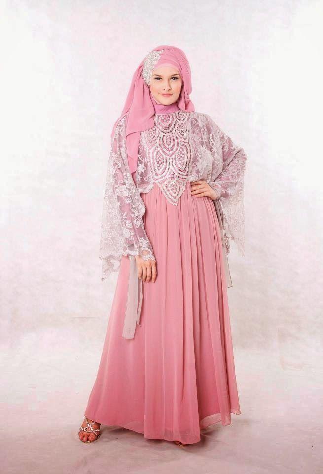 Model Baju Sifon Kombinasi Songket Gamis Cantik Pinterest Vestidos