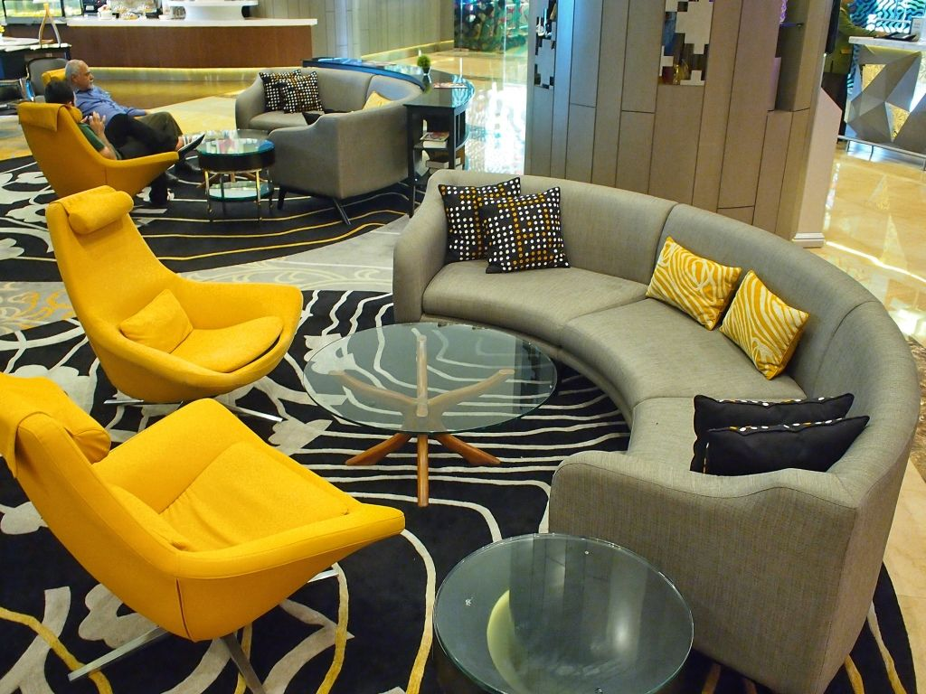 Elegant Hotel Lobby Furniture For Your