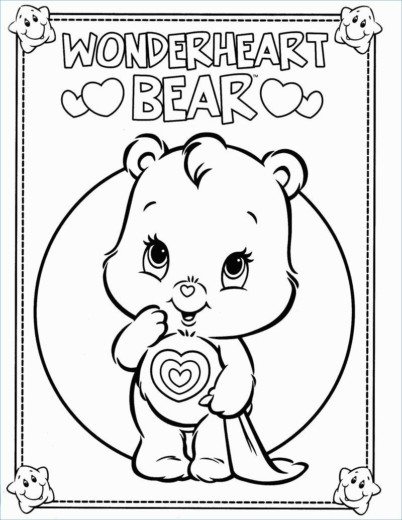 Printable Care Bear Coloring Pages For Your Kids Free Coloring Sheets Bear Coloring Pages Teddy Bear Coloring Pages Coloring Books