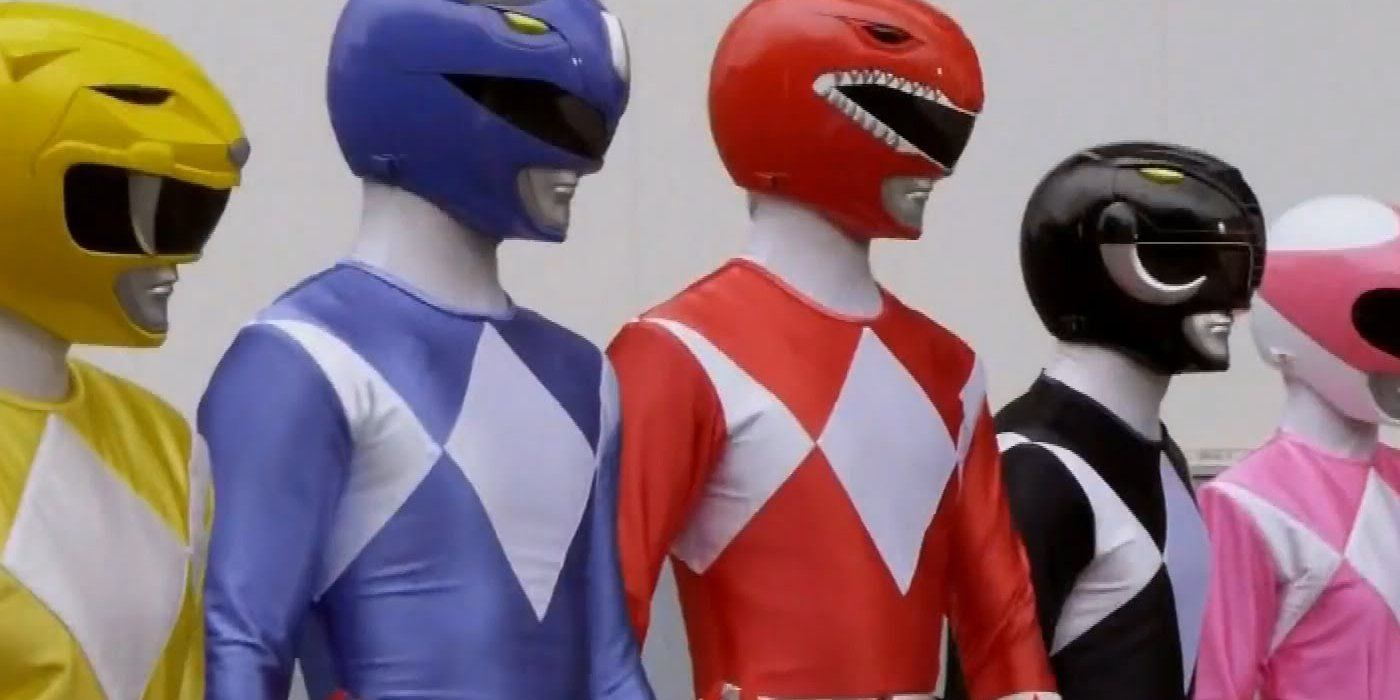 Every Power Rangers Episode Ever Is Airing on Twitch This Week