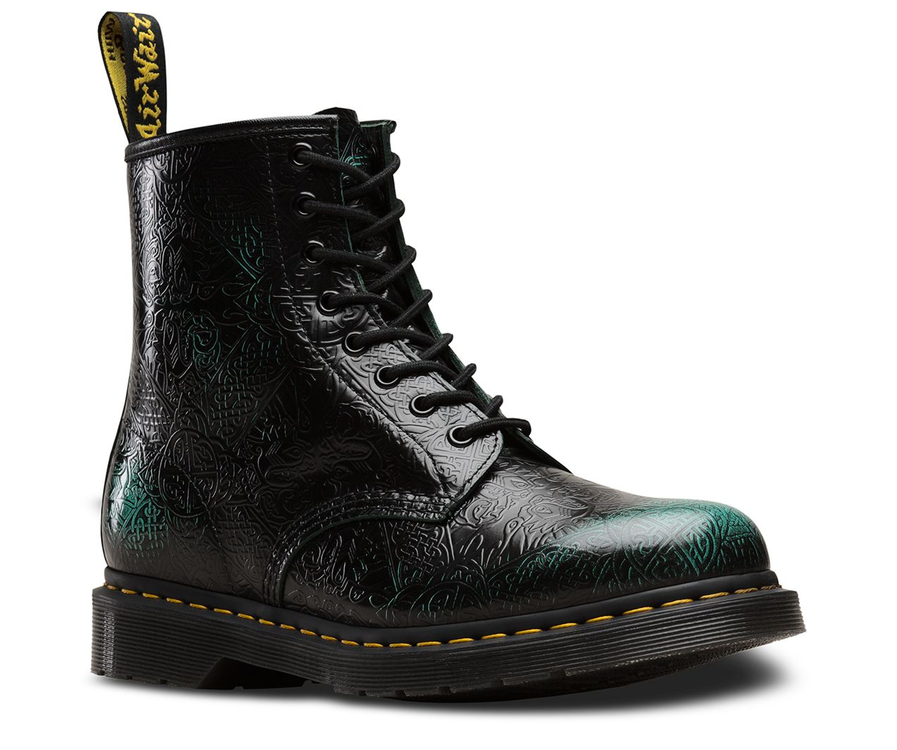 Dr. Martens Dr. Martens 1460 Pascal Virginia (Burnt Orange Virginia) Women's Boots from Zappos | Real Simple