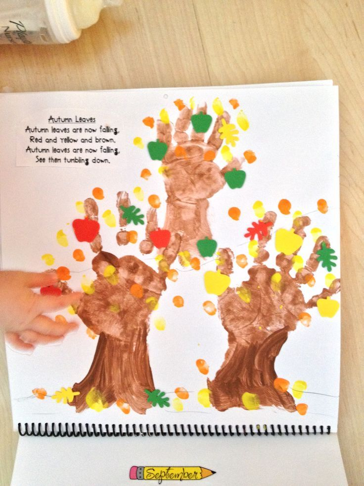 Calendar Craft For Kindergarten : Handprint calendar craft ideas pinterest