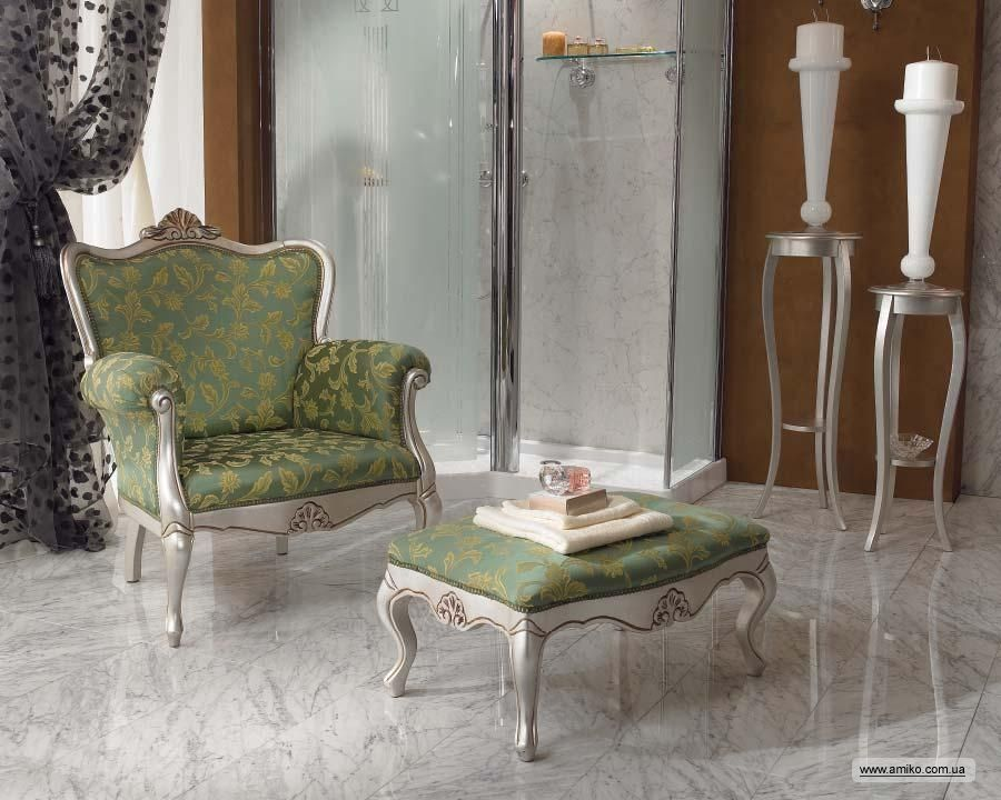 Мебель для ванных комнат Lineatre: Gold Componibile · Silver BathroomLuxury  ChairsChair ...