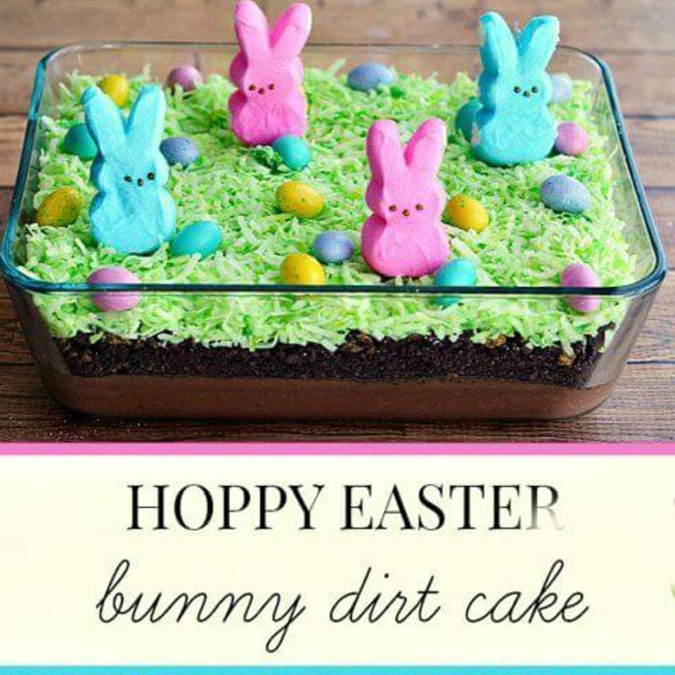 Love It Bunny Dirt Cake From Food Family Finds Its Number 12