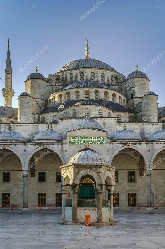 Sultan Ahmed Mosque, Istanbul Royalty Free Stock Images , #AFF, #Mosque, #Istanbul, #Sultan, #Ahmed #AD